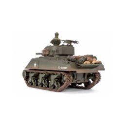 M4A3 Sherman RC tank 1:24 2,4GHz s infračerveným bojovým systémem - 4