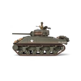 M4A3 Sherman RC tank 1:24 2,4GHz s infračerveným bojovým systémem - 5