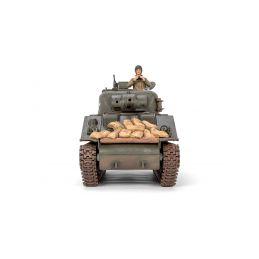M4A3 Sherman RC tank 1:24 2,4GHz s infračerveným bojovým systémem - 7