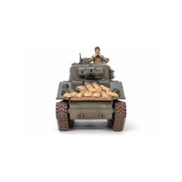 M4A3 Sherman RC tank 1:24 2,4GHz s infračerveným bojovým systémem - 8