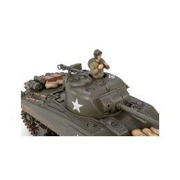 M4A3 Sherman RC tank 1:24 2,4GHz s infračerveným bojovým systémem - 9