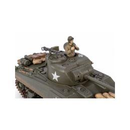 M4A3 Sherman RC tank 1:24 2,4GHz s infračerveným bojovým systémem - 10