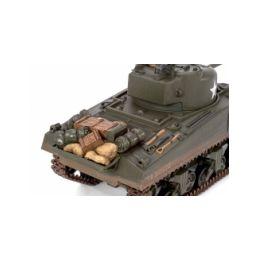 M4A3 Sherman RC tank 1:24 2,4GHz s infračerveným bojovým systémem - 12