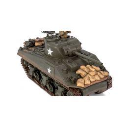 M4A3 Sherman RC tank 1:24 2,4GHz s infračerveným bojovým systémem - 13