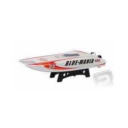 Blue Mania rychlostní člun 2,4GHz RTR - 1