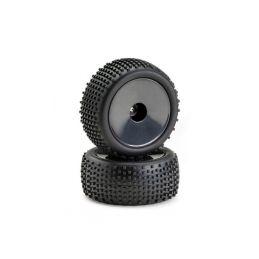 Absima buggy pneu včetně disku 1:10, 2ks - 1