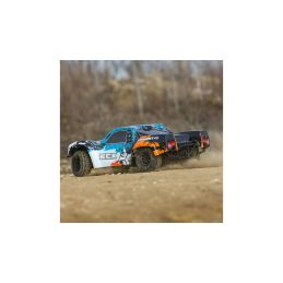 ECX Torment 4WD 1:10 RTR modrý - 3