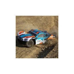 ECX Torment 4WD 1:10 RTR modrý - 5
