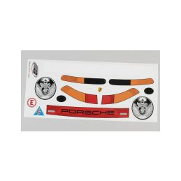 Polepy pro Porsche GT2 - 1