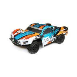 ECX Torment 4WD 1:10 RTR modrý - 10