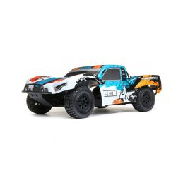 ECX Torment 4WD 1:10 RTR modrý - 11