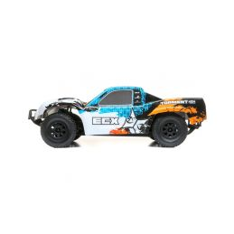 ECX Torment 4WD 1:10 RTR modrý - 12