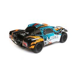 ECX Torment 4WD 1:10 RTR modrý - 14