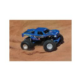 Traxxas Big Foot 1:10 RTR modrý - 9