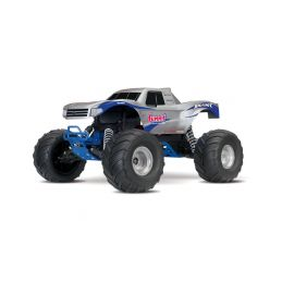 Traxxas Big Foot 1:10 RTR modrý - 10