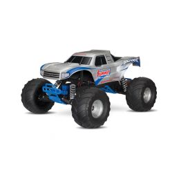 Traxxas Big Foot 1:10 RTR modrý - 11