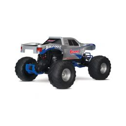 Traxxas Big Foot 1:10 RTR modrý - 12