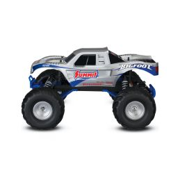 Traxxas Big Foot 1:10 RTR modrý - 14