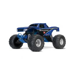 Traxxas Big Foot 1:10 RTR modrý - 16
