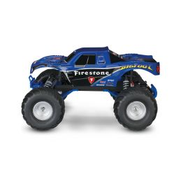 Traxxas Big Foot 1:10 RTR modrý - 17