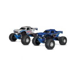 Traxxas Big Foot 1:10 RTR modrý - 20