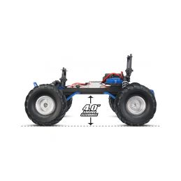 Traxxas Big Foot 1:10 RTR modrý - 21