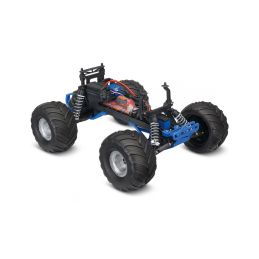 Traxxas Big Foot 1:10 RTR modrý - 22
