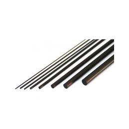 Uhlíková tyčka 1.5mm (1m) - 1