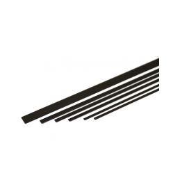 Uhlíková pásnice 1.0x3.0mm (1m) - 1