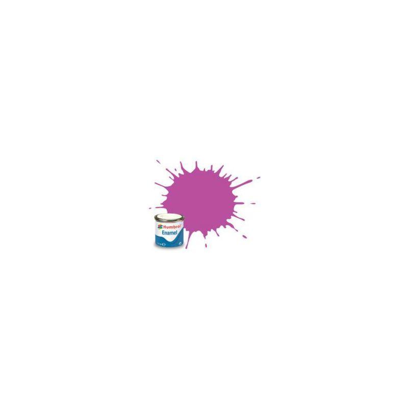 Humbrol emailová barva #58 purpurová matná 14ml - 1