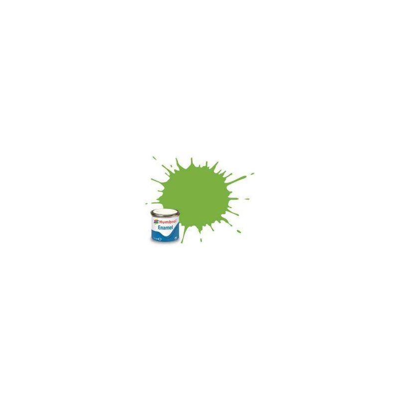 Humbrol emailová barva #38 limetková lesklá 14ml - 1