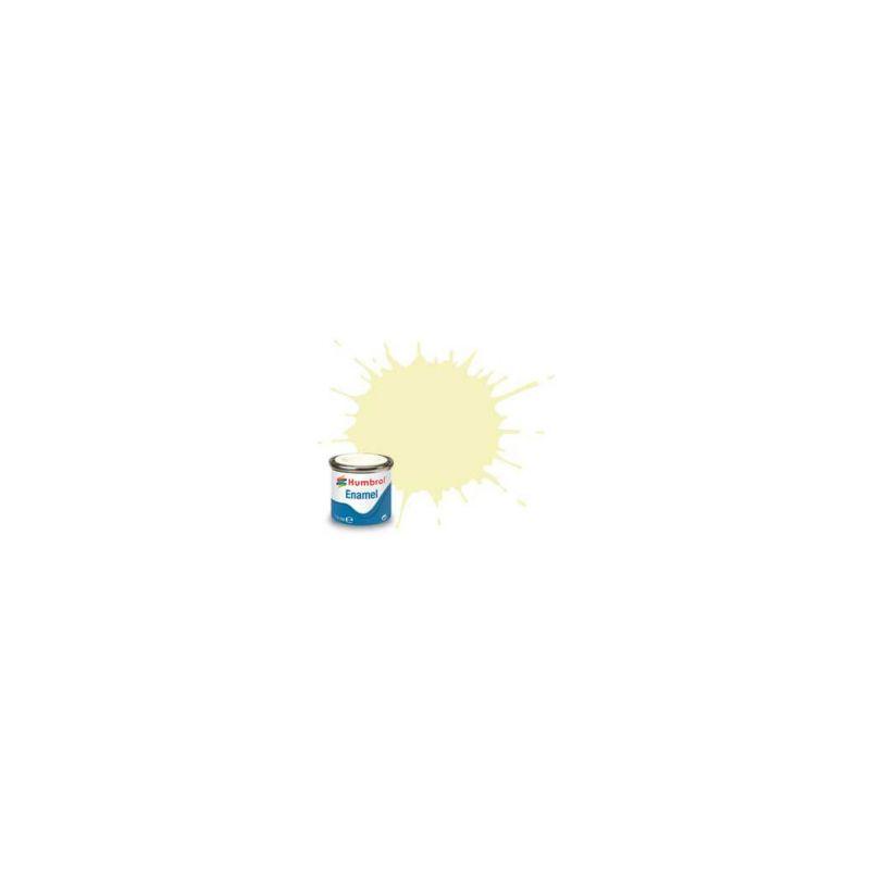 Humbrol emailová barva #41 slonovinová lesklá 14ml - 1
