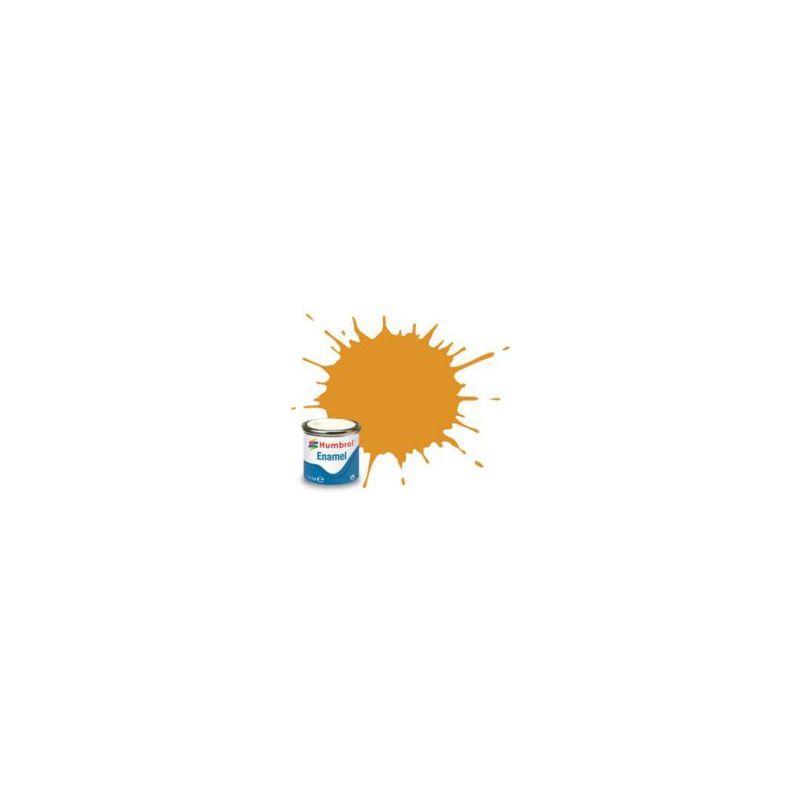 Humbrol emailová barva #54 mosazná metalická 14ml - 1