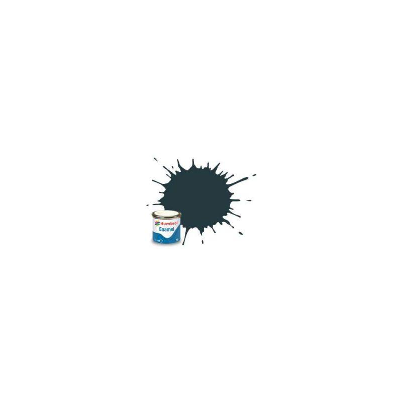 Humbrol emailová barva #67 tanková šedá matná 14ml - 1