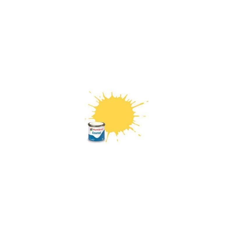 Humbrol emailová barva #74 lněná matná 14ml - 1