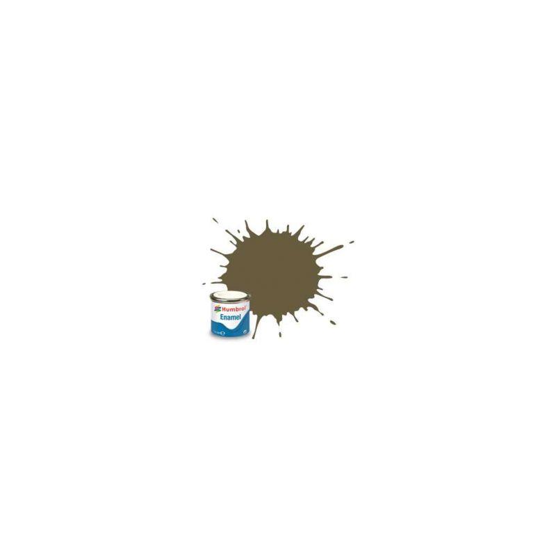 Humbrol emailová barva #86 světle olivová matná 14ml - 1