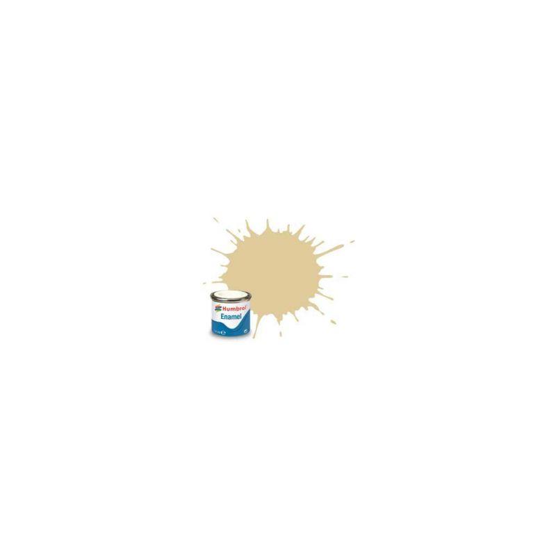 Humbrol emailová barva #121 kamenově bledá matná 14ml - 1
