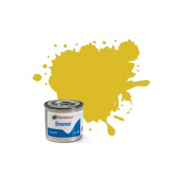 Humbrol emailová barva #168 konopná polomatná 14ml - 1