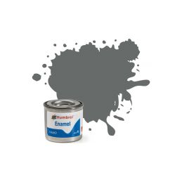 Humbrol emailová barva #246 RLM75 fialovo-šedá matná 14ml - 1