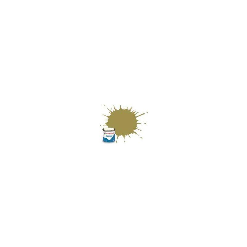 Humbrol emailová barva #249 RLM79 pískově žlutá matná 14ml - 1