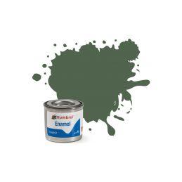 Humbrol emailová barva #252 RLM82 olivově zelená matná 14ml - 1
