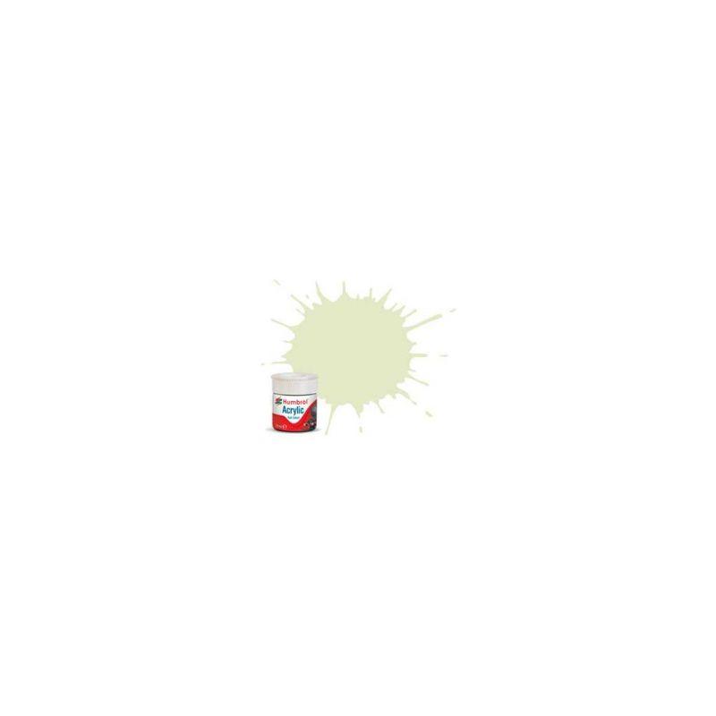 Humbrol akrylová barva #RC416 Pullman krémová matná 14ml - 1