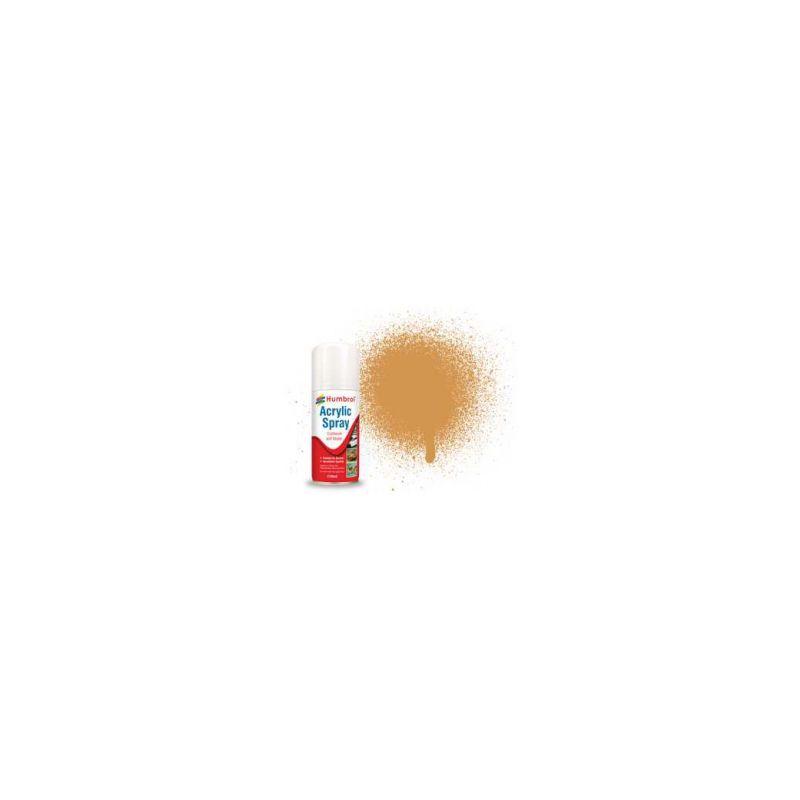 Humbrol barva ve spreji #63 písková matná 150ml - 1