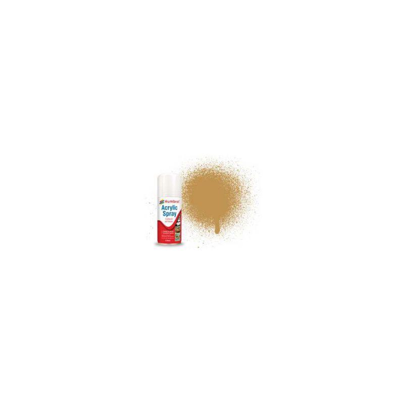 Humbrol barva ve spreji #93 pouštní žlutá matná 150ml - 1