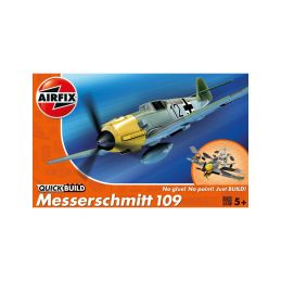 Airfix Quick Build Messerschmitt 109 - 1