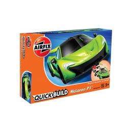 Airfix Quick Build McLaren P1 - zelená - 1