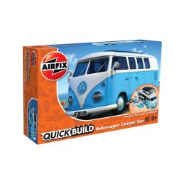 Airfix Quick Build VW Camper Van - 1