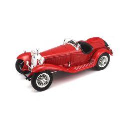 Bburago Alfa Romeo 8C 2300 Spider Touring 1932 1:18 červená - 1