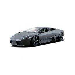 Bburago Plus Lamborghini Reventón 1:24 šedá metalíza - 1