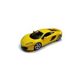 Bburago Plus McLaren MP4-12C 1:24 žlutá - 1